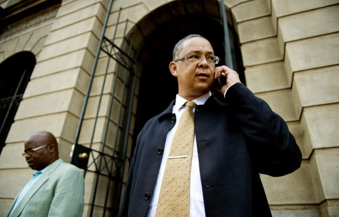 Robert McBride's lawyer argued that it was essential that Ipid remain independent of the SAPS