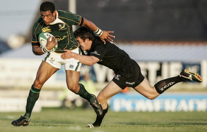 Attack: Although Ashwin Willemse
