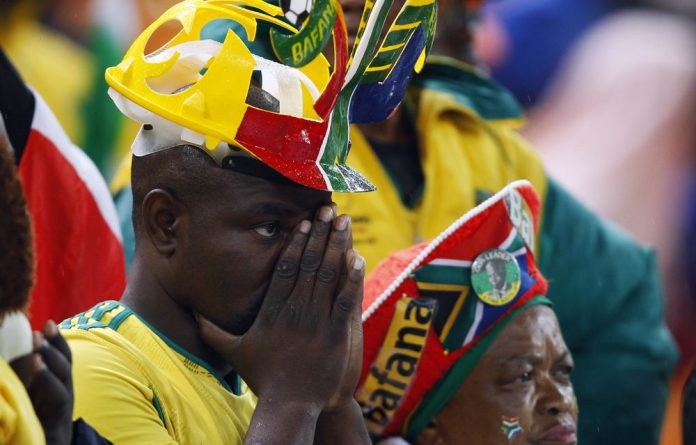 Bafana Bafana fans were left wanting at the Africa Cup of Nations tournament.