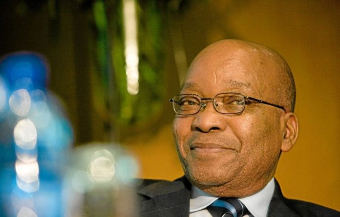 Jacob Zuma risked a conflict of interest when he encouraged a company to invest in his nephew's mining company. Photo: Lisa Skinner