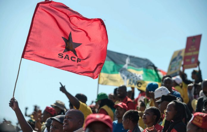 SACP spokesperson Alex Mashilo contradicted Nxumalo when he told the M&G on Tuesday that the party never accepted the apology.
