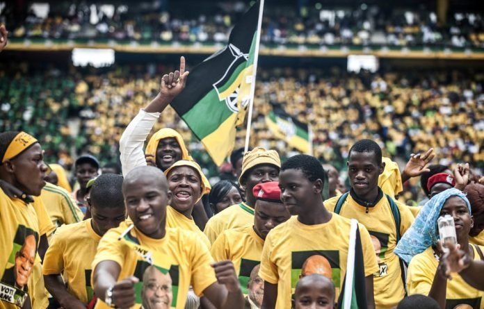 """But one NEC member said Ramaphosa supporters would fight back if this issue is raised: """"We will deal with them"""