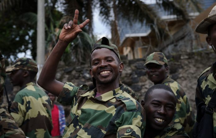 M23 Congo rebels have vowed to seize control of the country