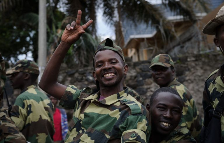 M23 rebels vow to take DR Congo