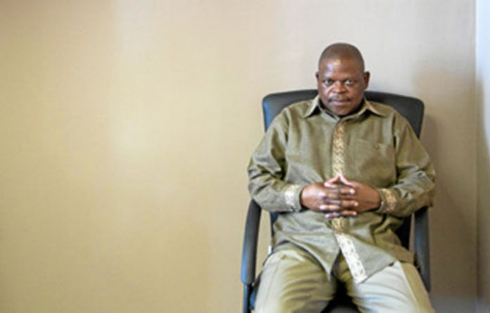Frans Baleni does not believe an autonomous workers' body can exist independently for any length of time.