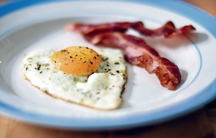 Tried and tasted: But there are alternatives to bacon-and-egg breakfasts