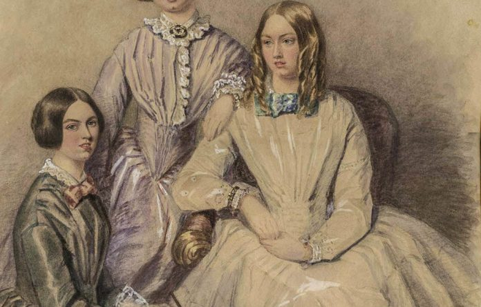 Girls in secret: 19th-century sisters and writers Charlotte