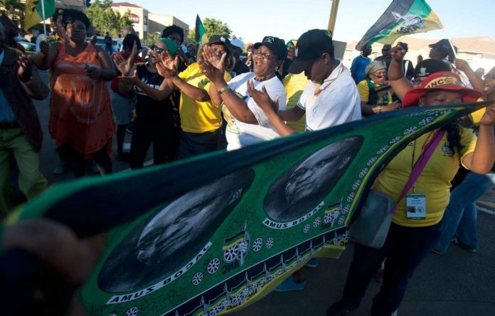 The ANC's number of members has grown significantly since the party's Polokwane elective conference in 2007.