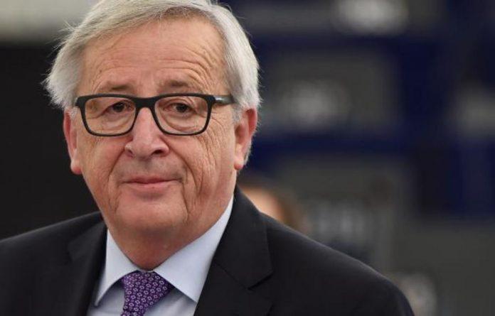 EU Commission head Jean-Claude Juncker.
