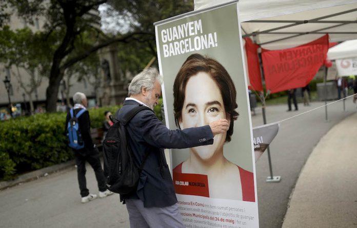 Barcelona's mayor