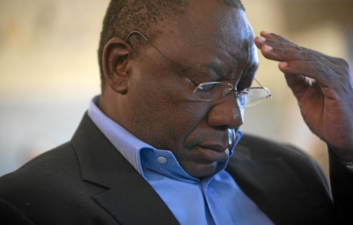 Cyril Ramaphosa is the poster boy of BEE
