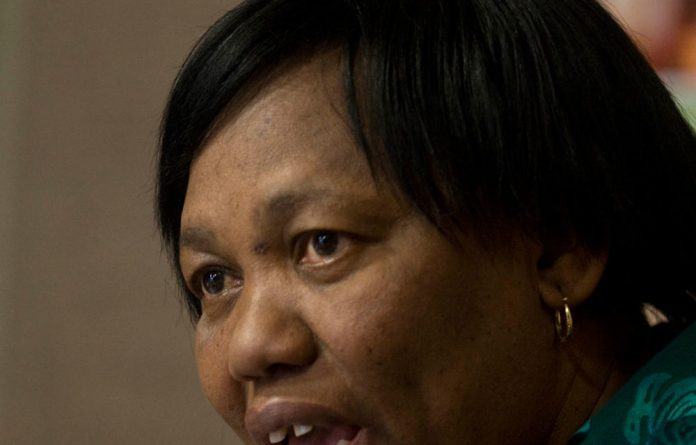 Angie Motshekga says that President Jacob Zuma's comments on women 'should not be a reflection of how he treats women'.