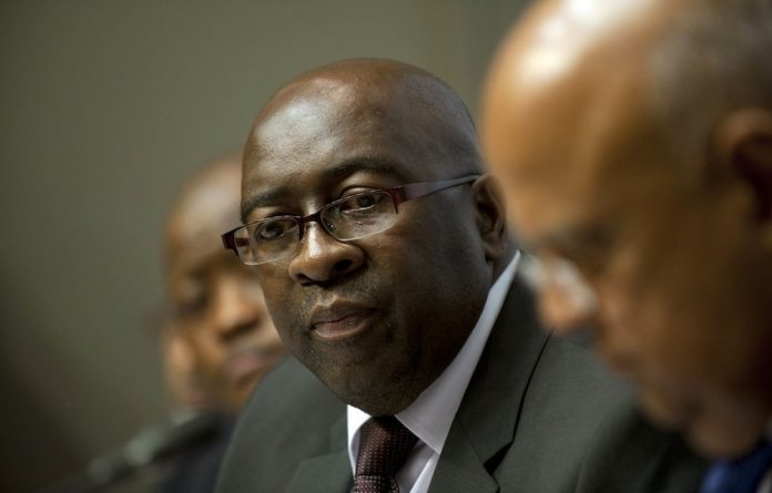 Fail-safe: Finance Minister Nhlanhla Nene. The treasury is eager to ­promote savings. Photo: David Harrison