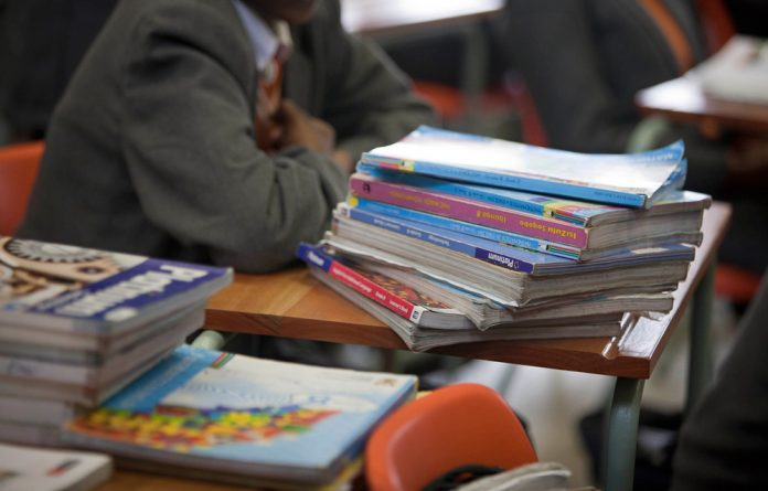 Pressure: Publishers have thrown the book at the government for the three months it has given them to produce textbooks