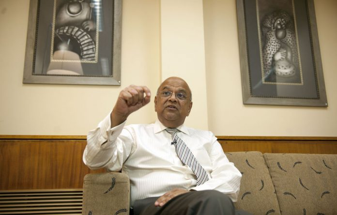 Pravin Gordhan has vowed to win the public's trust.