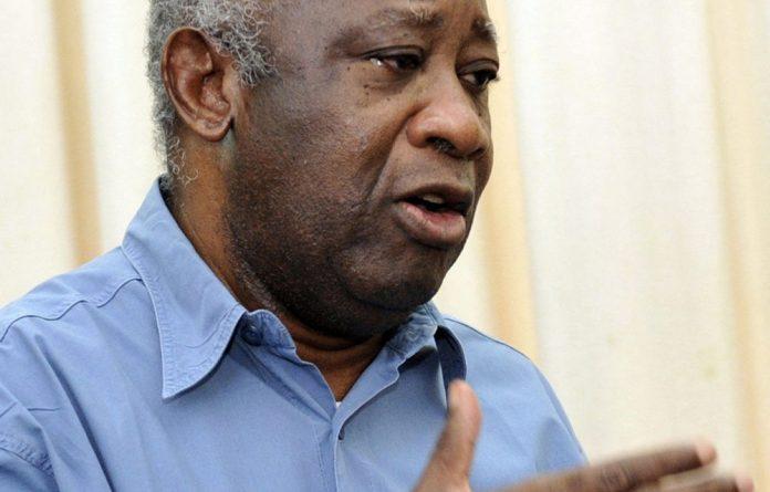 Former Côte d'Ivoire leader Laurent Gbagbo
