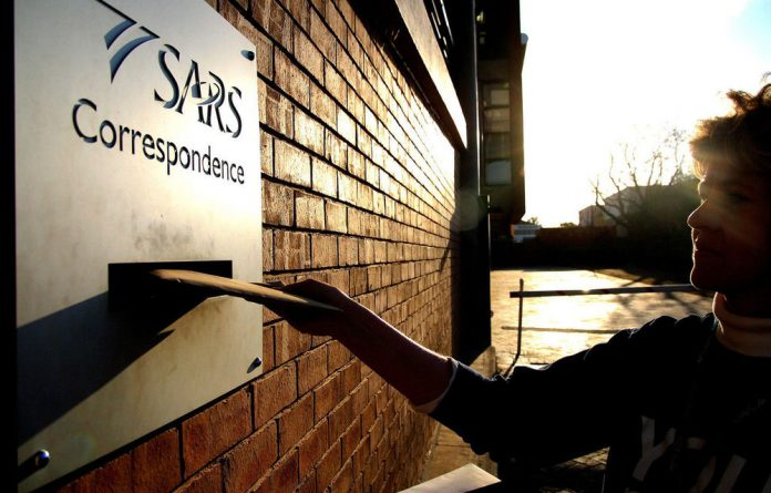 Peter Richer was linked to a unit within Sars that allegedly conducted illegal surveillance.