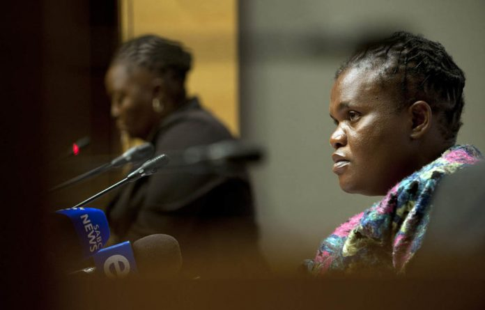 Minister Faith Muthambi's office criticised Davis for making 'spurious accusations ... which have never been tested in any objective and fair process'.