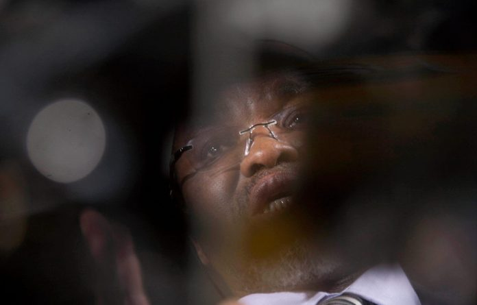 ANC secretary general Gwede Mantashe