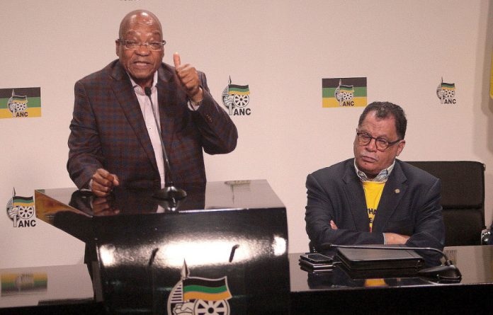 Danny Jordaan is likely to be courted by the ANC to help it boost voter numbers.