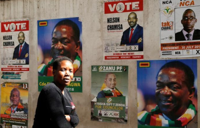 Initial observations suggest a high turnout in the first election of the post-Mugabe era.