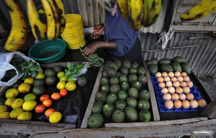 SA has been ranked 40th out of 105 countries in the Global Food Security Index