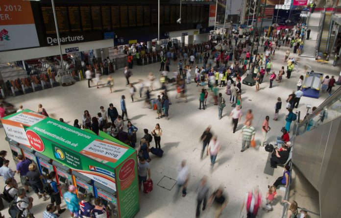London's transport bosses expect an extra 3-million journeys per day during the Games on top of the usual 12-million.