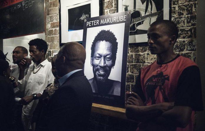 Peter Makurube's funeral will be held on Saturday