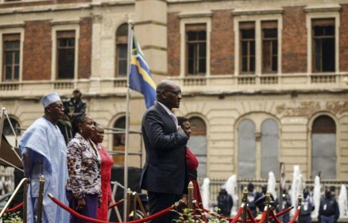 David Makhura has garnered cross-factional support