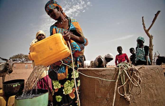 Changing weather patterns worsen the crises surrounding food and water on the continent. The UN last year called for help in West Africa's drought-hit Sahel region in Mauritania.