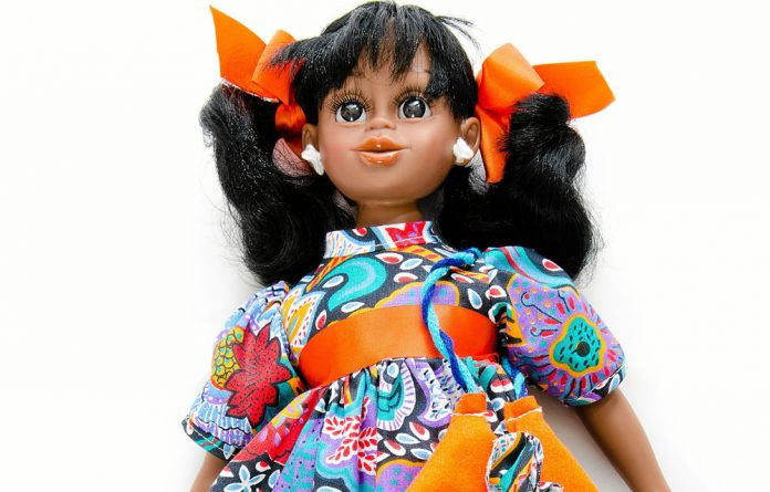 The Rooti doll.