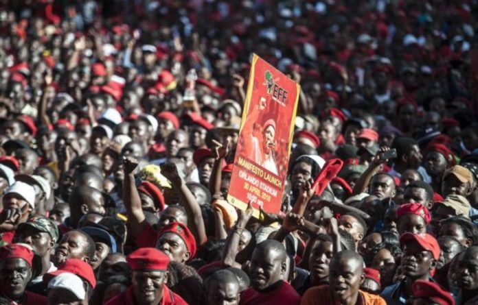 Some Economic Freedom Fighters leaders have recently made statements that raised hackles
