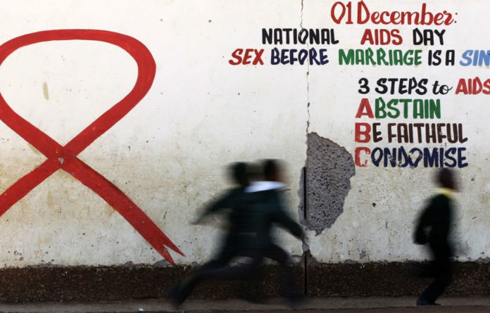 SA has one of the highest HIV infection rates in the world