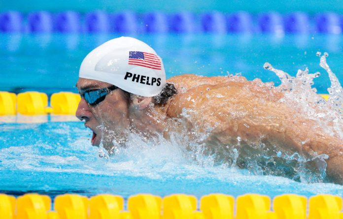 Swimmer Michael Phelps is ­perhaps the best-known athlete who has the condition. He found sanctuary in the pool after struggling in class.