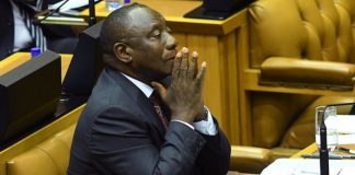 Ramaphosa's six-month chairmanship coincides with elections in Zimbabwe in July