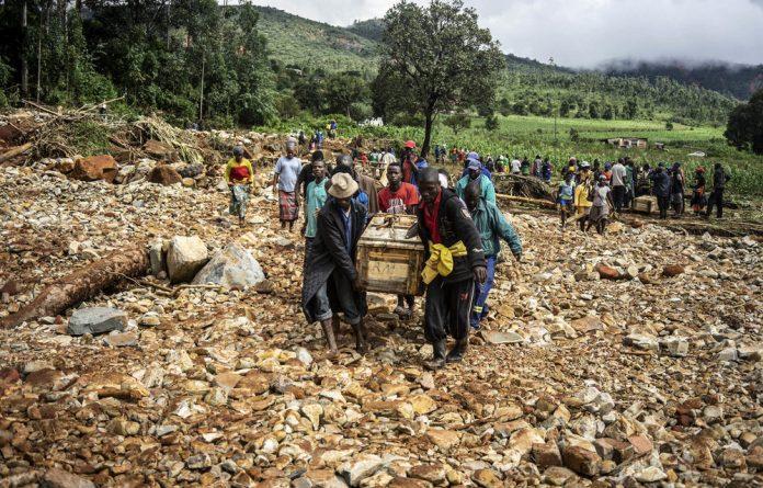 Toll: Cyclone Idai's path continued through to Zimbabwe