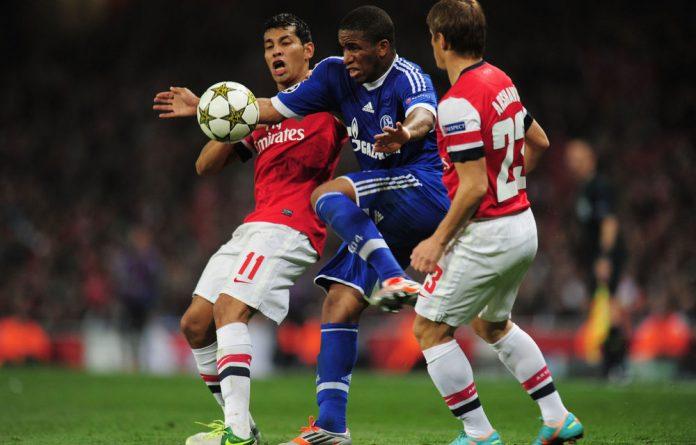 Jefferson Farfan of Schalke