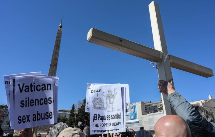 Members of Ending Clergy Abuse