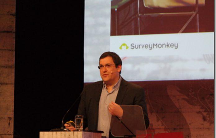 SurveyMonkey Chief Executive Dave Glodberg.