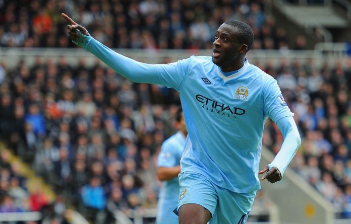 Midfielder Yaya Toure has been at the forefront of Manchester City's rise to the top.