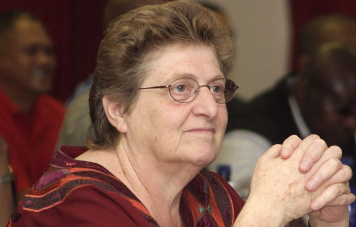 Gill Marcus warned that monetary policy should not be seen as the growth engine of the economy.