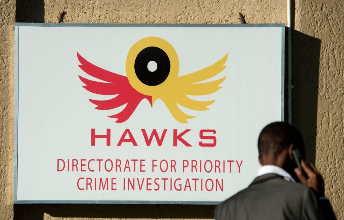 Hawks spokesperson Hangwani Mulaudzi said they had received tips of alleged corruption within the department.