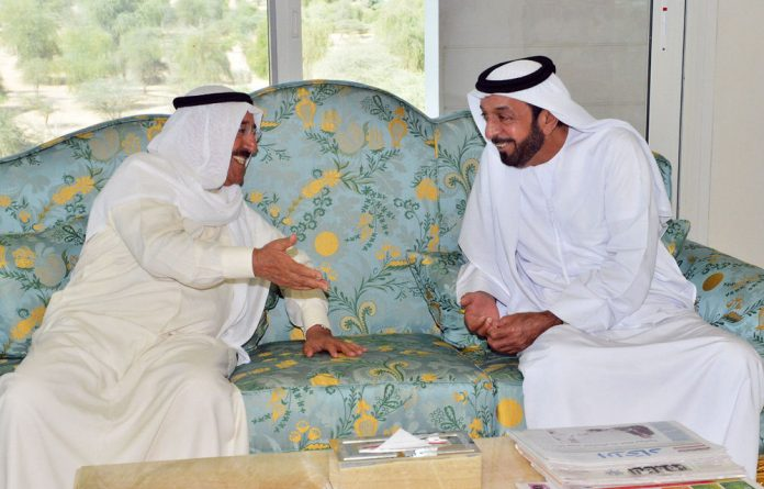 Kuwaiti Emir Sheikh Sabah al-Ahmad al-Sabah