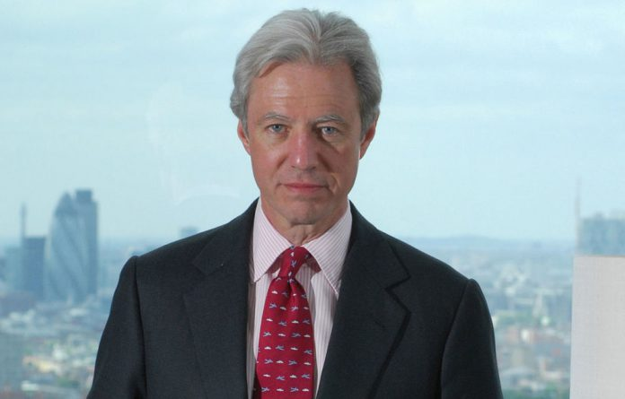 Barclays's chairperson Marcus Agius.