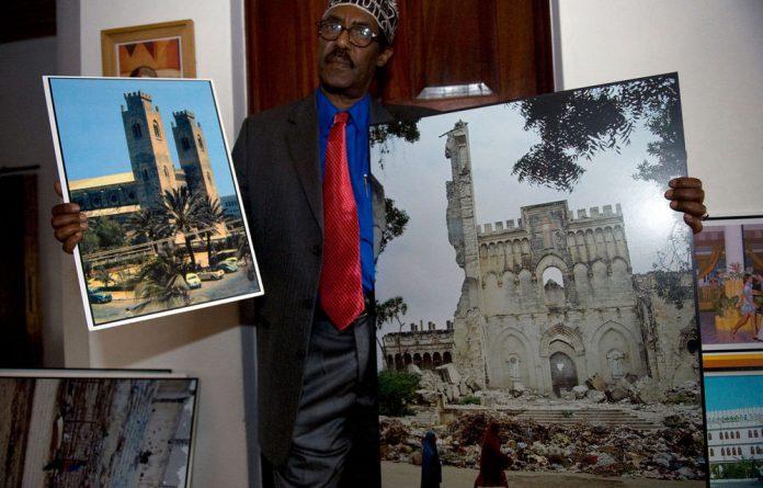 Former Mogadishu curator