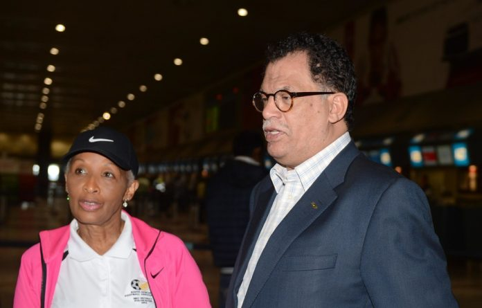 The businessperson was chosen alongside two other vice-presidents at a meeting of the national executive committee in Polokwane on Sunday.