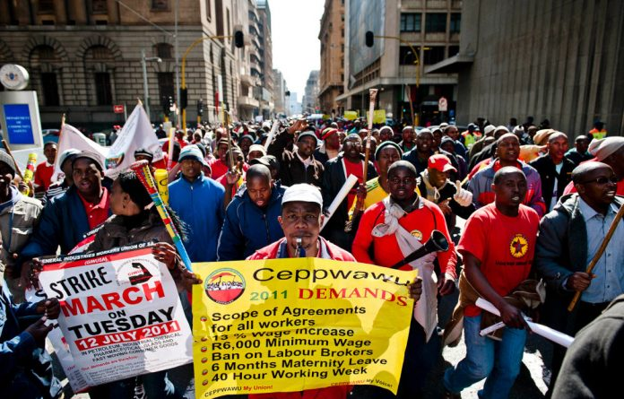 Ceppwawu has not been deregistered in the interests of its members.
