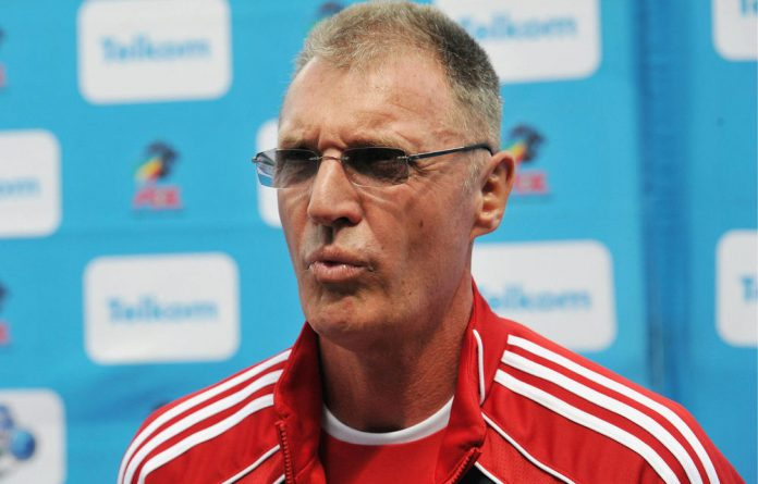 Ruud Krol will be coaching Tunisia in their World Cup playoff games.