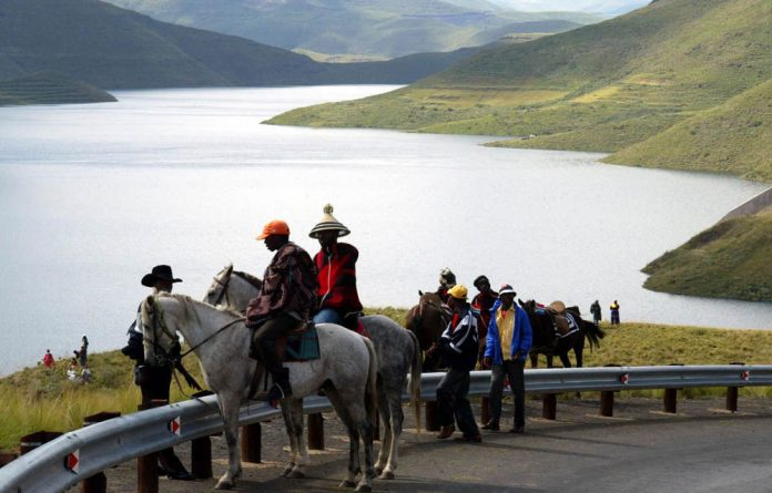 Controversy continues to stalk the bilateral Lesotho Highlands water scheme.