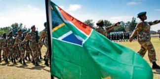Work force: The SANDF practice of rejecting candidates with HIV is counter to its internal policies. Photo: Theana Breugem/Gallo